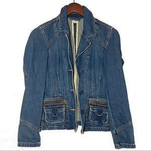 Vintage Spring 2004 Old Navy Jean Denim Jacket